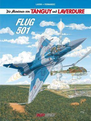 Die Abenteuer von Tanguy und Laverdure - Flug 501, Jean-Claude Laidin