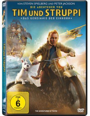 Die Abenteuer von Tim und Struppi: Das Geheimnis der Einhorn, Hergé