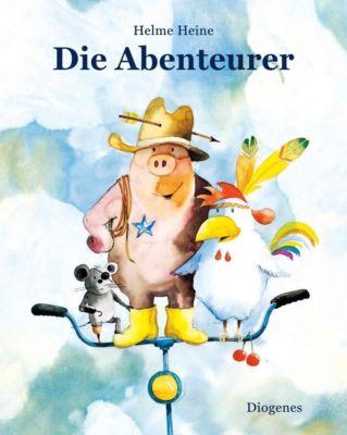Die Abenteurer, Helme Heine
