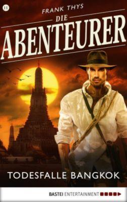 Die Abenteurer - Folge 11, Frank Thys