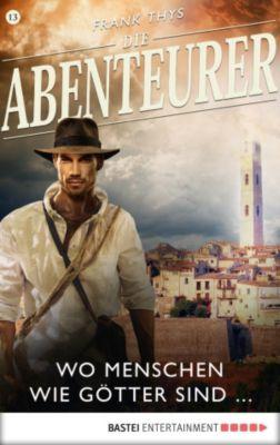 Die Abenteurer - Folge 13, Frank Thys