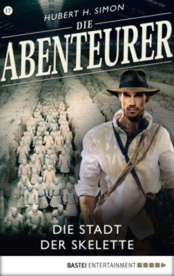 Die Abenteurer - Folge 17, Hubert H. Simon