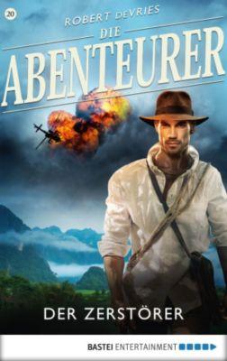 Die Abenteurer - Folge 20, Robert DeVries