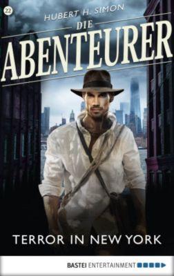 Die Abenteurer - Folge 22, Hubert H. Simon