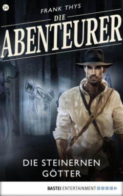 Die Abenteurer - Folge 24, Frank Thys