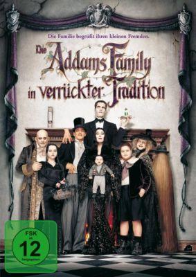 Die Addams Family in verrückter Tradition, Anjelica Huston,Raul Julia Joan Cusack