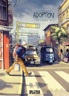 Die Adoption - La Garúa - Zidrou |