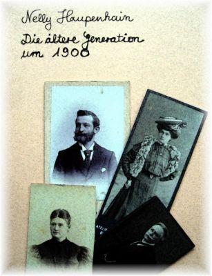 Die ältere Generation um 1900, Nelly Haupenhain
