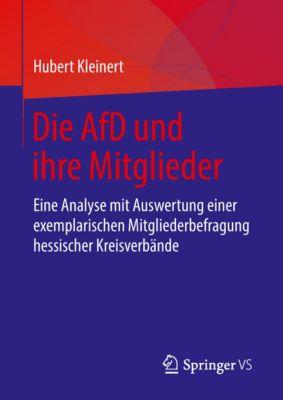 Die AfD und ihre Mitglieder, Hubert Kleinert