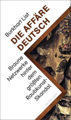 Die Affäre Deutsch - Burkhart List pdf epub