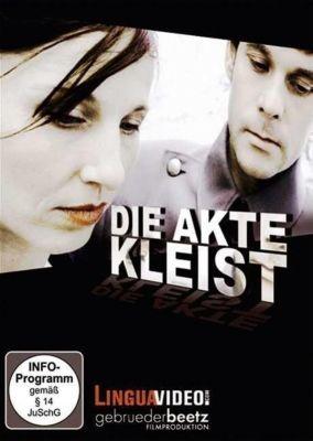 Die Akte Kleist, 1 DVD, Torsten Striegnitz, Simone Dobmeier, Hedwig Schmutte