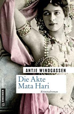 Die Akte Mata Hari, Antje Windgassen