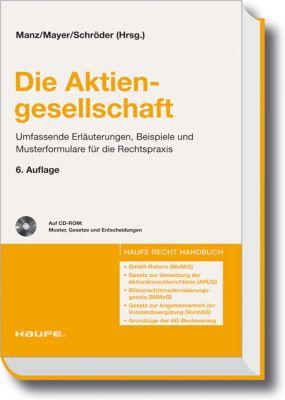Die Aktiengesellschaft, Gerhard Manz, Barbara Mayer, Albert Schröder, Stefan Lammel, Hendrik Thies