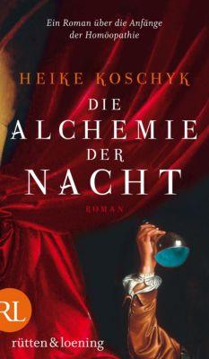 Die Alchemie der Nacht, Heike Koschyk