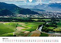 Die Alpen vom Himmel aus gesehen (Wandkalender 2019 DIN A4 quer) - Produktdetailbild 4