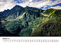 Die Alpen vom Himmel aus gesehen (Wandkalender 2019 DIN A4 quer) - Produktdetailbild 1