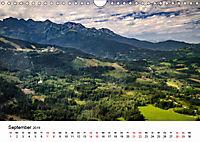 Die Alpen vom Himmel aus gesehen (Wandkalender 2019 DIN A4 quer) - Produktdetailbild 9
