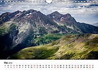 Die Alpen vom Himmel aus gesehen (Wandkalender 2019 DIN A4 quer) - Produktdetailbild 5