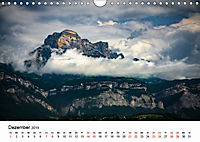 Die Alpen vom Himmel aus gesehen (Wandkalender 2019 DIN A4 quer) - Produktdetailbild 12