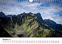 Die Alpen vom Himmel aus gesehen (Wandkalender 2019 DIN A4 quer) - Produktdetailbild 10