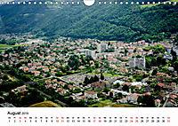 Die Alpen vom Himmel aus gesehen (Wandkalender 2019 DIN A4 quer) - Produktdetailbild 8