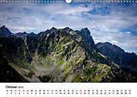Die Alpen vom Himmel aus gesehen (Wandkalender 2019 DIN A3 quer) - Produktdetailbild 10