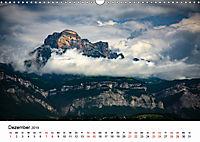 Die Alpen vom Himmel aus gesehen (Wandkalender 2019 DIN A3 quer) - Produktdetailbild 12