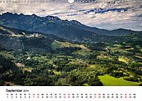 Die Alpen vom Himmel aus gesehen (Wandkalender 2019 DIN A3 quer) - Produktdetailbild 9