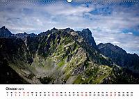 Die Alpen vom Himmel aus gesehen (Wandkalender 2019 DIN A2 quer) - Produktdetailbild 10