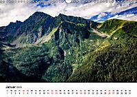 Die Alpen vom Himmel aus gesehen (Wandkalender 2019 DIN A3 quer) - Produktdetailbild 1