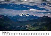 Die Alpen vom Himmel aus gesehen (Wandkalender 2019 DIN A3 quer) - Produktdetailbild 2