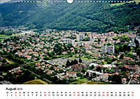 Die Alpen vom Himmel aus gesehen (Wandkalender 2019 DIN A3 quer) - Produktdetailbild 8