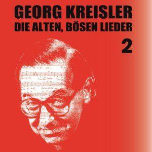 Die Alten,Bösen Lieder 2, Georg Kreisler