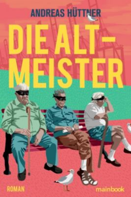Die Altmeister, Andreas Hüttner