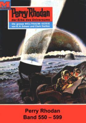 Die Altmutanten / Perry Rhodan - Paket Band 12: Der Schwarm (Teil 2)