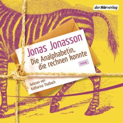 Die Analphabetin, die rechnen konnte, Jonas Jonasson