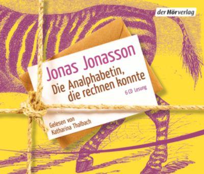 Die Analphabetin, die rechnen konnte, Hörbuch, Jonas Jonasson