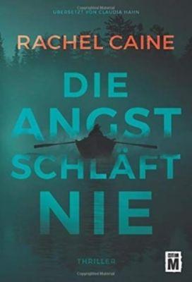 Die Angst schläft nie - Rachel Caine pdf epub