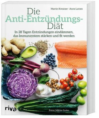 Die Anti-Entzündungs-Diät, Martin Kreutzer, Anne Larsen