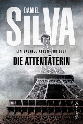 Die Attentäterin, Daniel Silva