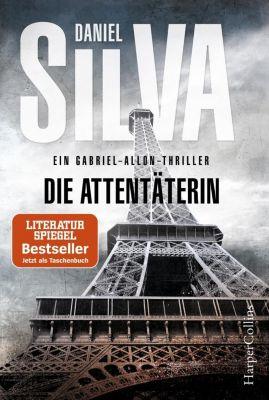 Die Attentäterin - Daniel Silva pdf epub