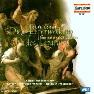 Die Auferstehung des Lazarus, Helmuth Froschauer, Krso