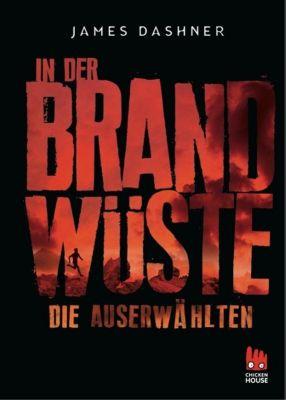 Die Auserwählten Trilogie Band 2: Maze Runner - In der Brandwüste, James Dashner