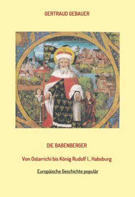Die Babenberger, Gertraud Gebauer