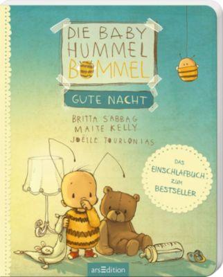 Die Baby Hummel Bommel - Gute Nacht, Britta Sabbag, Maite Kelly