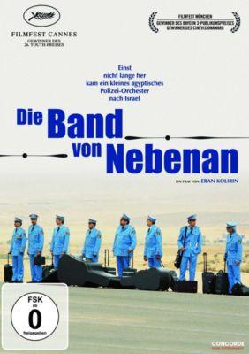 Die Band von Nebenan, Eran Kolirin