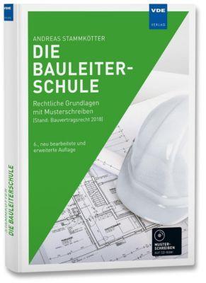 Die Bauleiterschule, Andreas Stammkötter