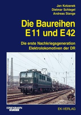 Die Baureihe E11 und E42 -  pdf epub