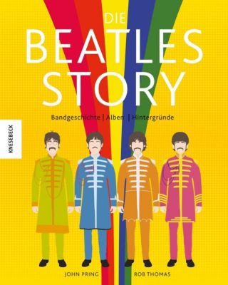 Die Beatles-Story, John Pring, Rob Thomas