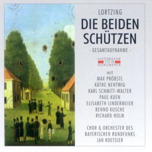 Die Beiden Schützen, Chor & Orch.D.Bayer.Rundfunks